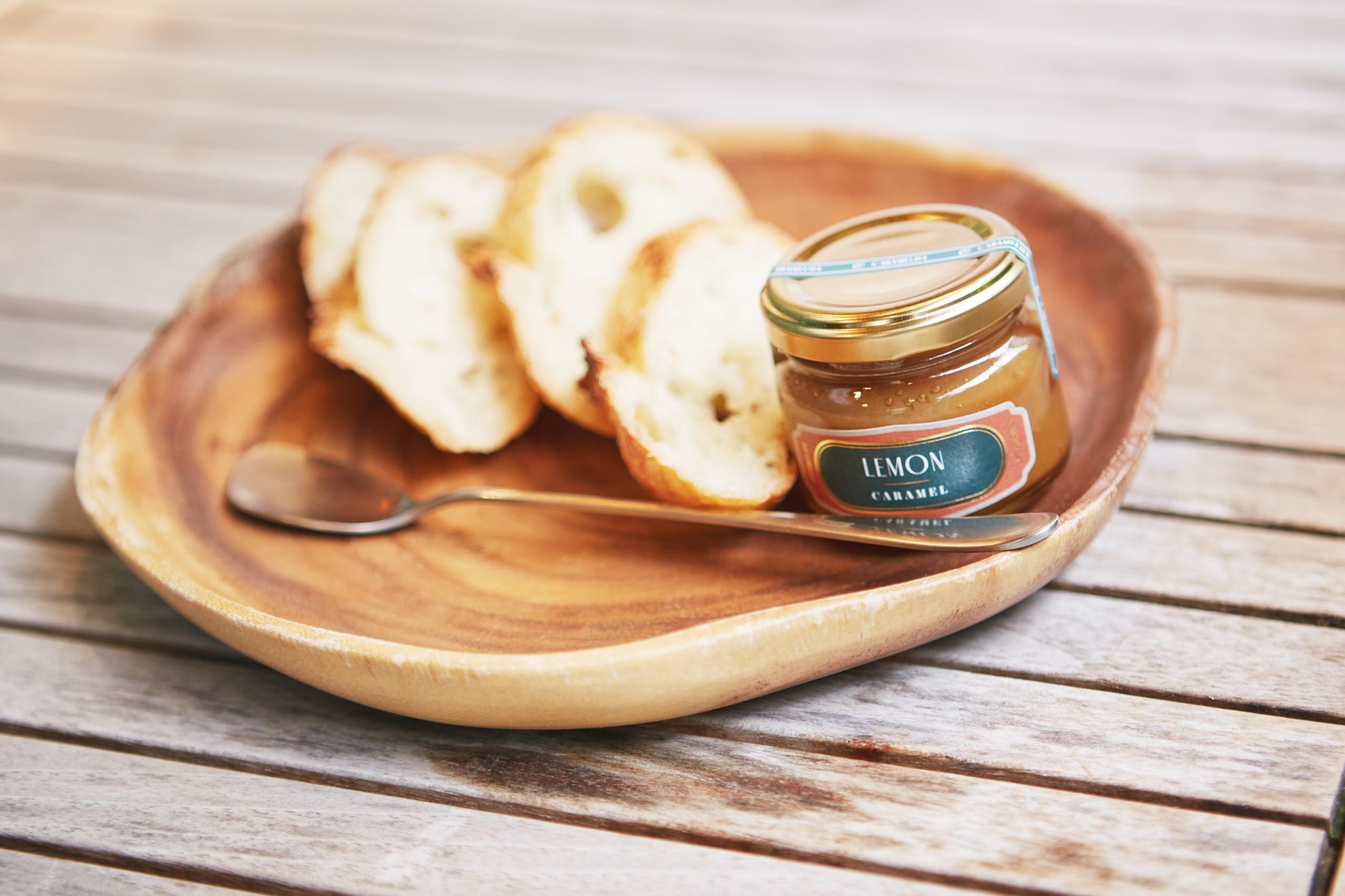 藤森もも子さんが伝授する、「キャラメライフ」とおいしいパンのマリアージュ。|CARAMELIFE